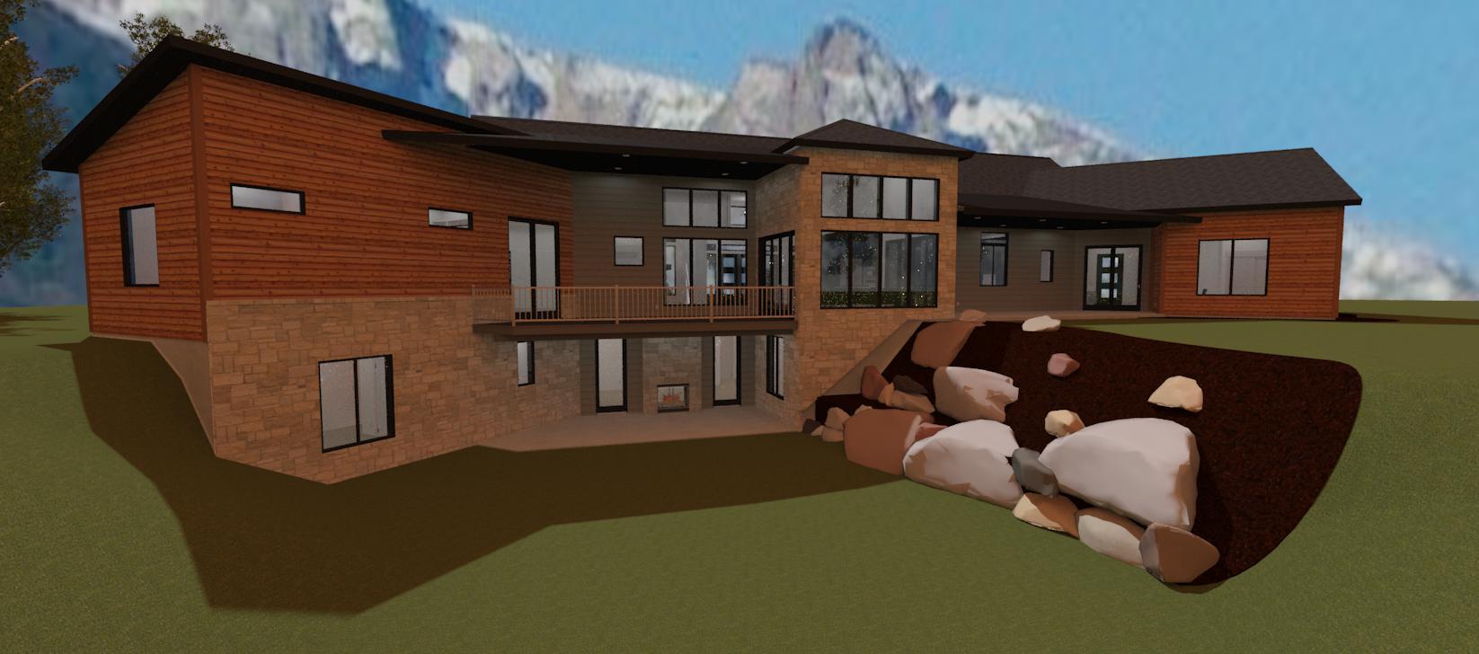 Steve's Award-Winning Residential Design