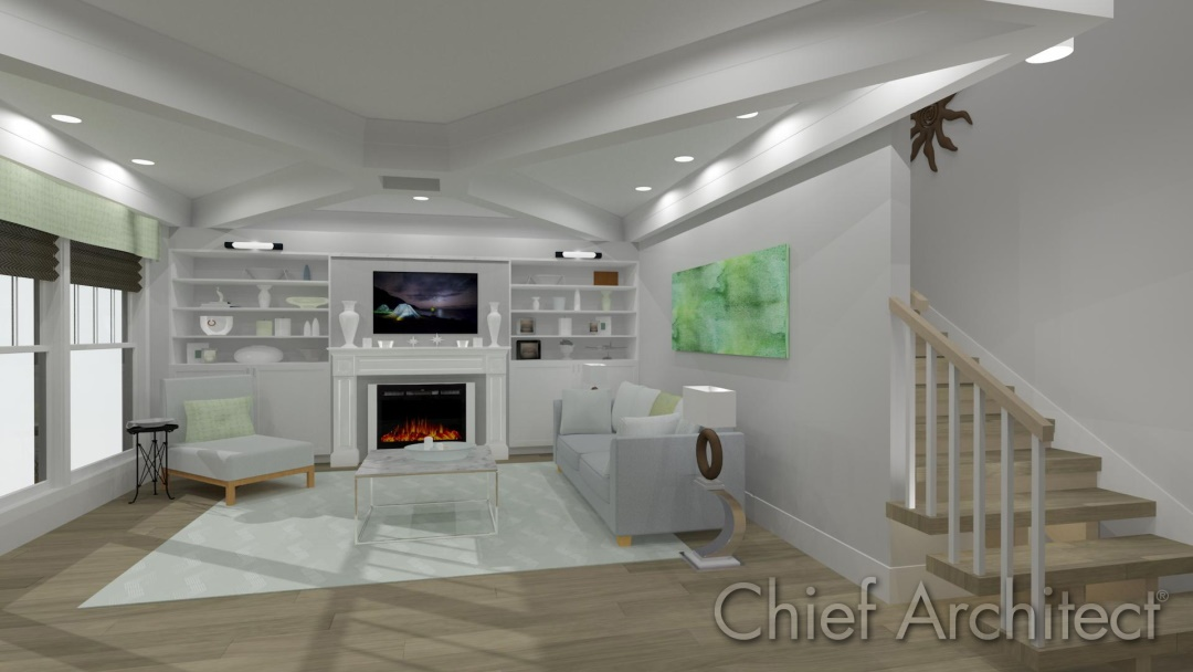 Chief Architect Tray Ceiling