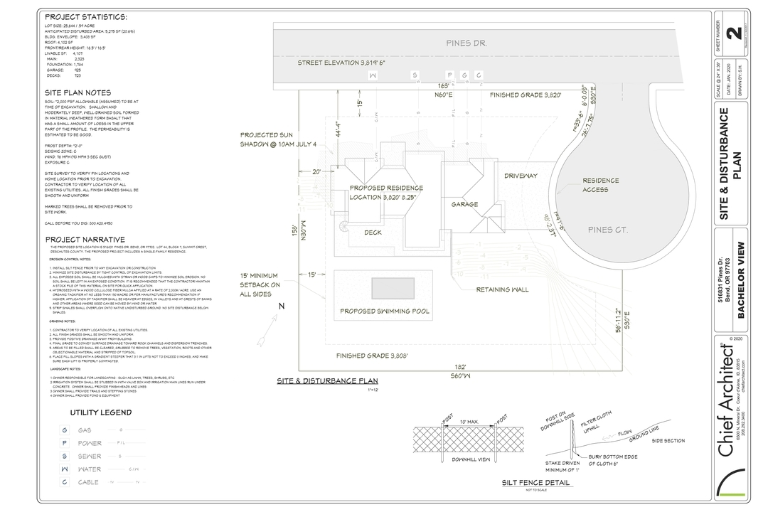 Chief Architect Layout Page 2