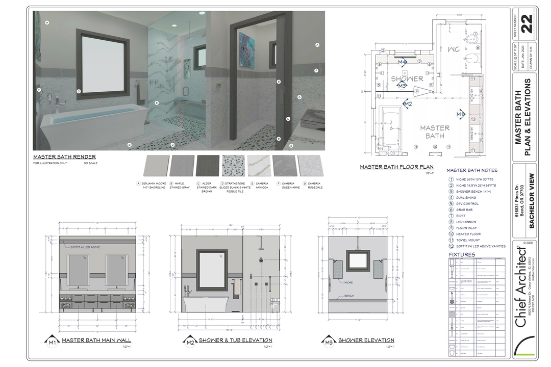 Chief Architect Layout Page 22