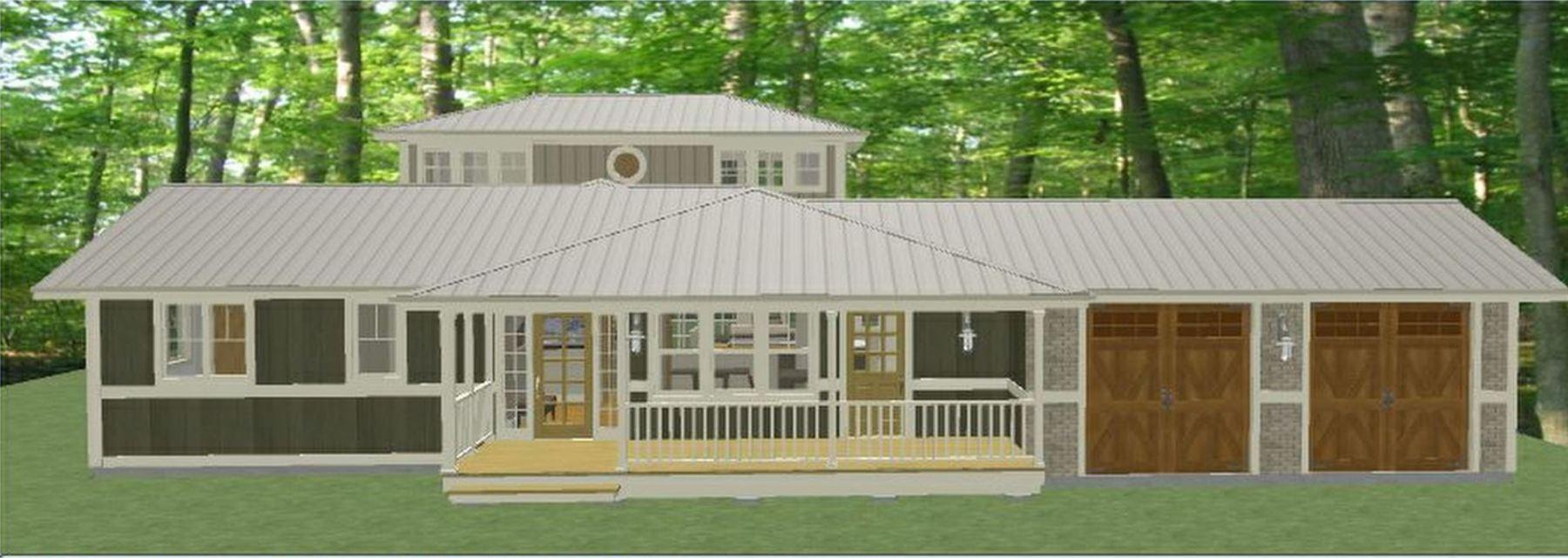 Lake Michigan Home Render- Option 1