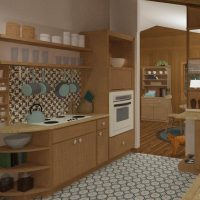 Jenna Mattison Kitchen Design Cooking Station