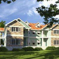 Scott Turner - Two story home design