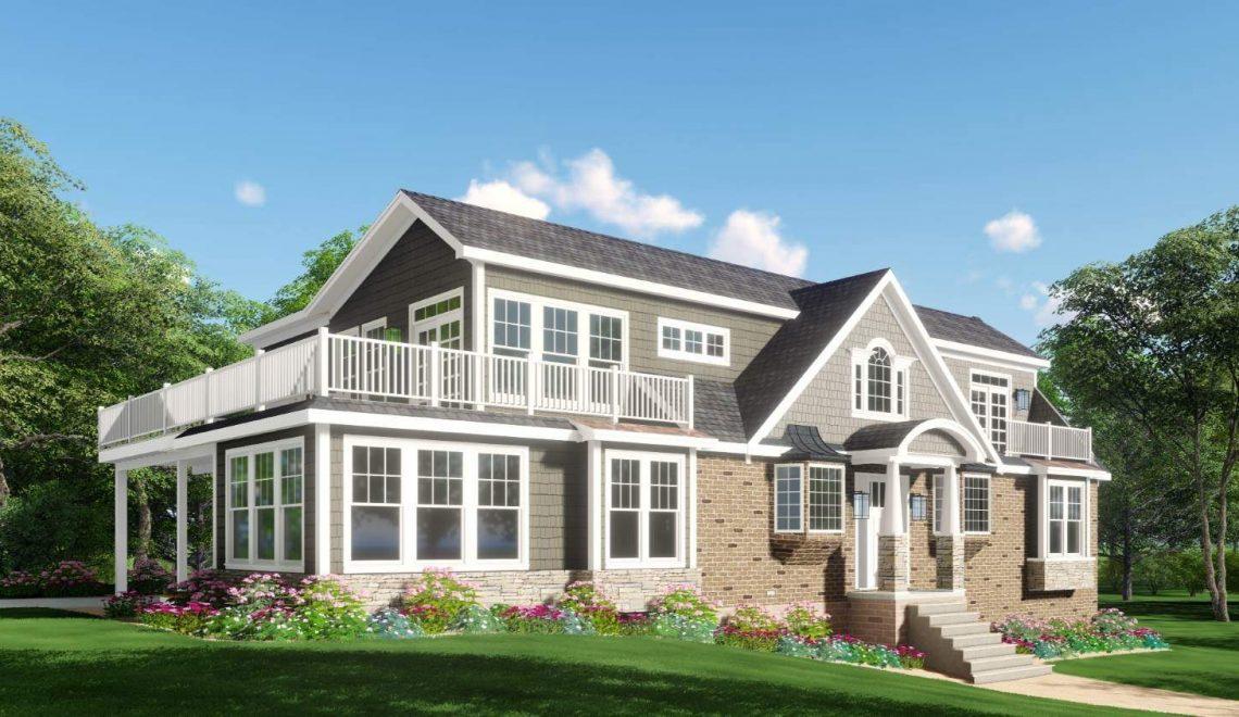 Scott Turner Remodel and Addition home design