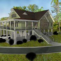 THE COVINGTON home design