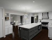 Monika Ross - White Kitchen Design