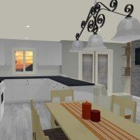 Justin Link kitchen design