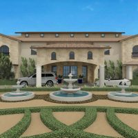 Assisted Living residential design.