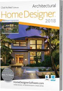 Home Designer Architectural 2018 - Home Design Software