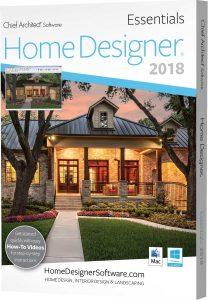 Home Designer Essentials 2018 - Home Design Software