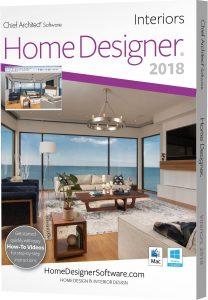 Home Designer Interiors 2018 - Home Design Software