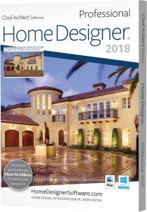 Home Designer Pro 2018 - Home Design Software