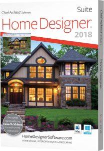 Home Designer Suite 2018 - Home Design Software