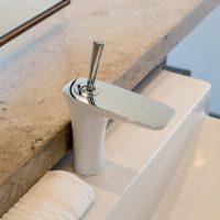 modern faucet fixture
