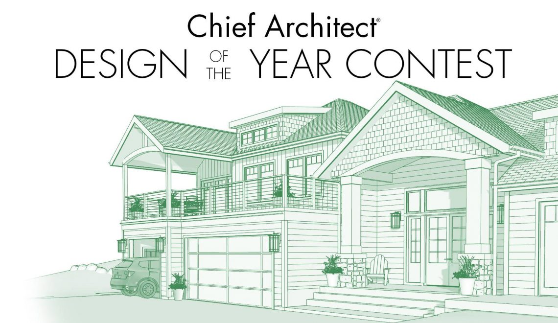 Chief Architect Design of the Year Contest