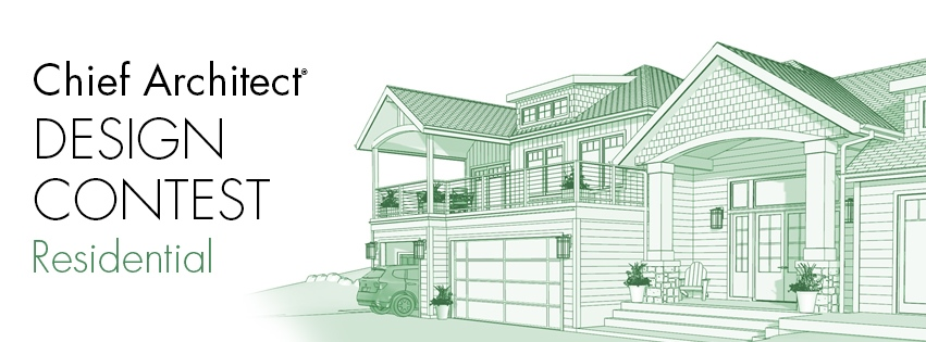 Chief Architect residential design contest