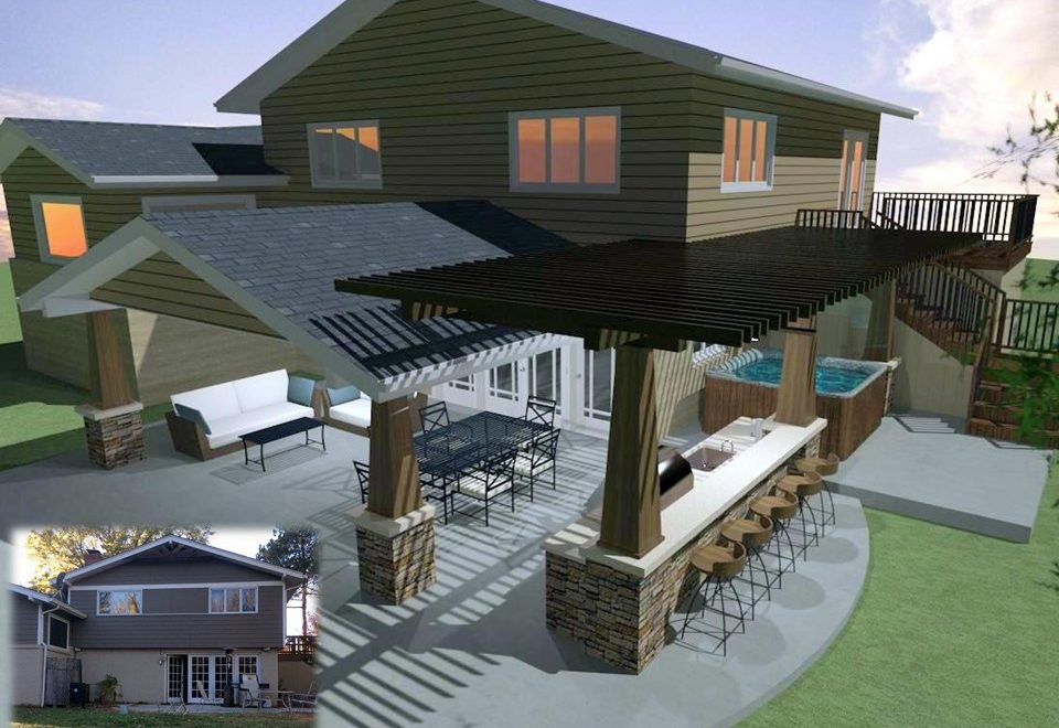 Nathan's 2018 Remodel/Addition Design of the Year Contest Entry.