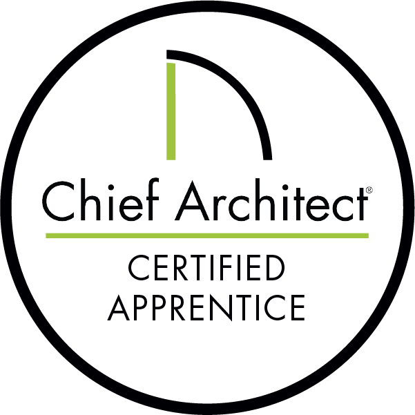 Chief Architect Certified Apprentice Logo
