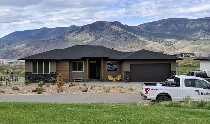 Tobiano house design completed