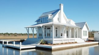 Lake + Land Studio's Loblolly Cottage