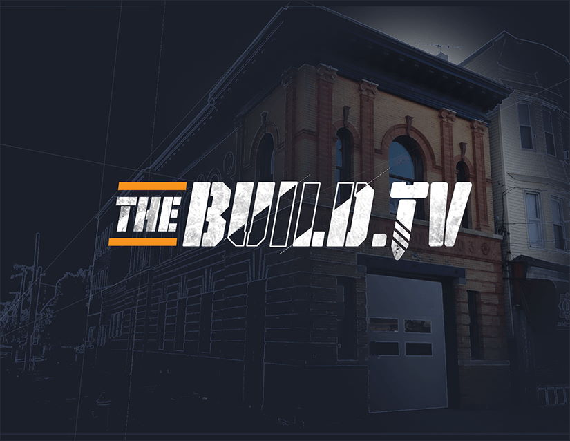The Build.TV series logo.