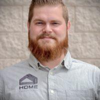 Portrait of Steve Johnsen, design contest winner