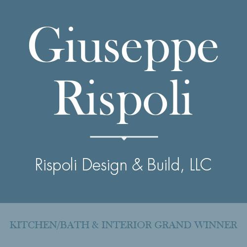 Giuseppe Rispoli Kitchen, Bath, and Interiors Grand Winner