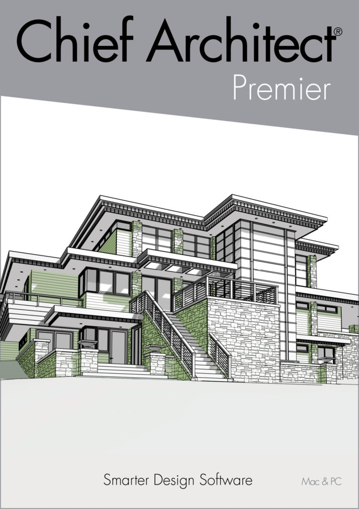 cover of chief architect premier