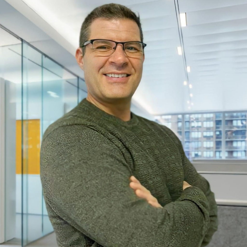 Professional Headshot of Jeremy Stevens