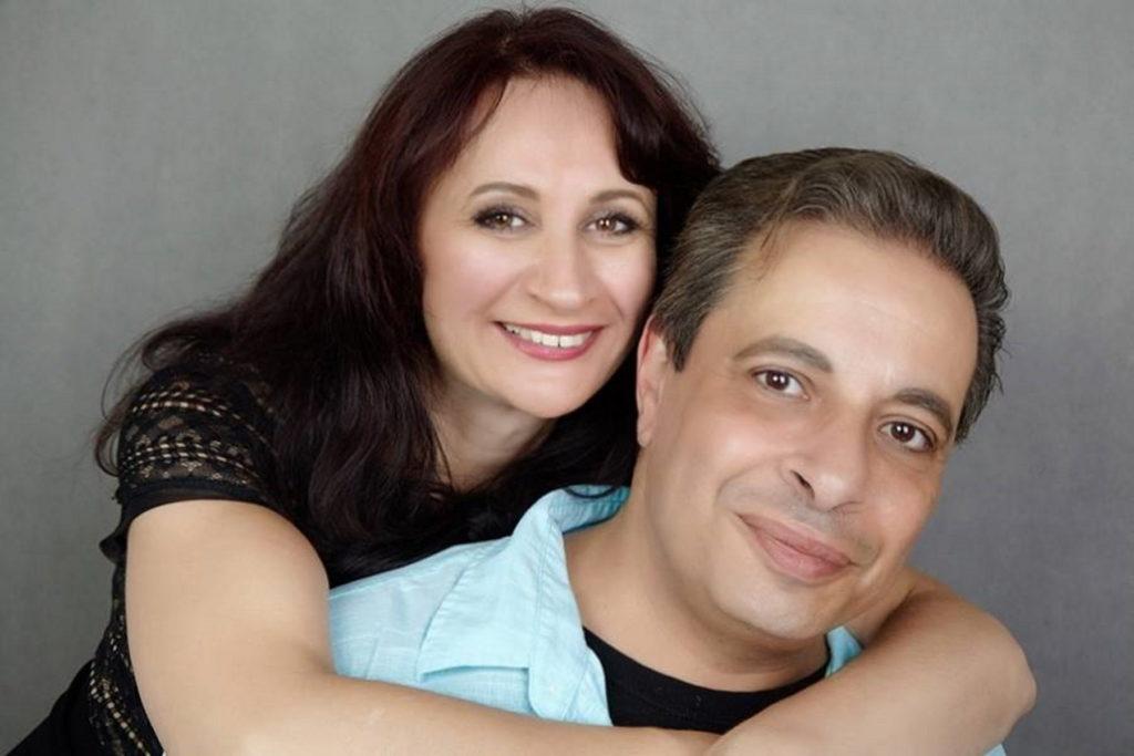 John Rahall profile image with wife